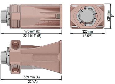 knt-82 Size